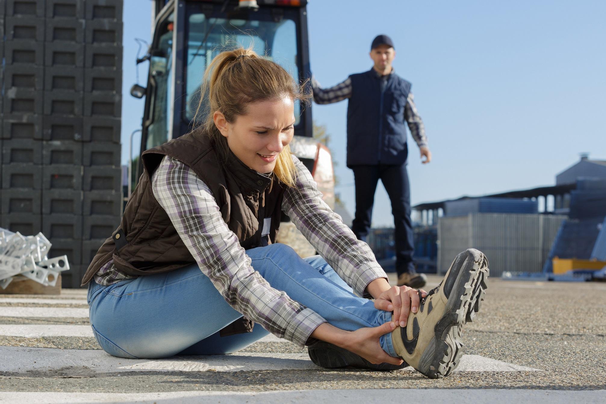 Biztonsági cipők női lábakra szabva